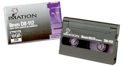 8mm tapes