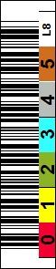 LTO 1700-008AB barcode label