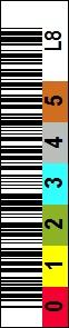 LTO 1700-008Q barcode label