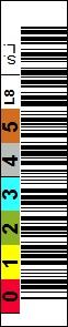 LTO 1700-008SL barcode label