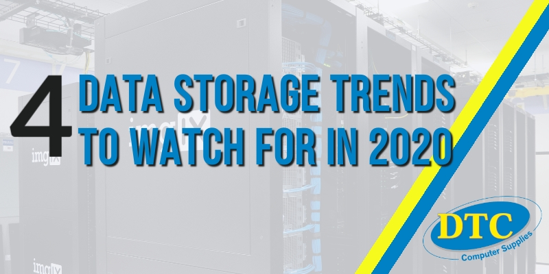 4 data storage trends to watch for in 2020
