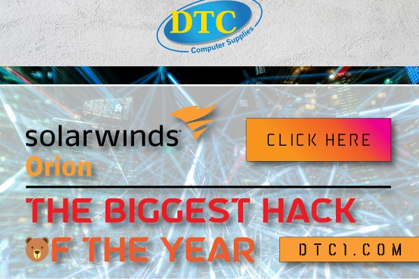 SolarWinds Orion: The Biggest Hack of the Year